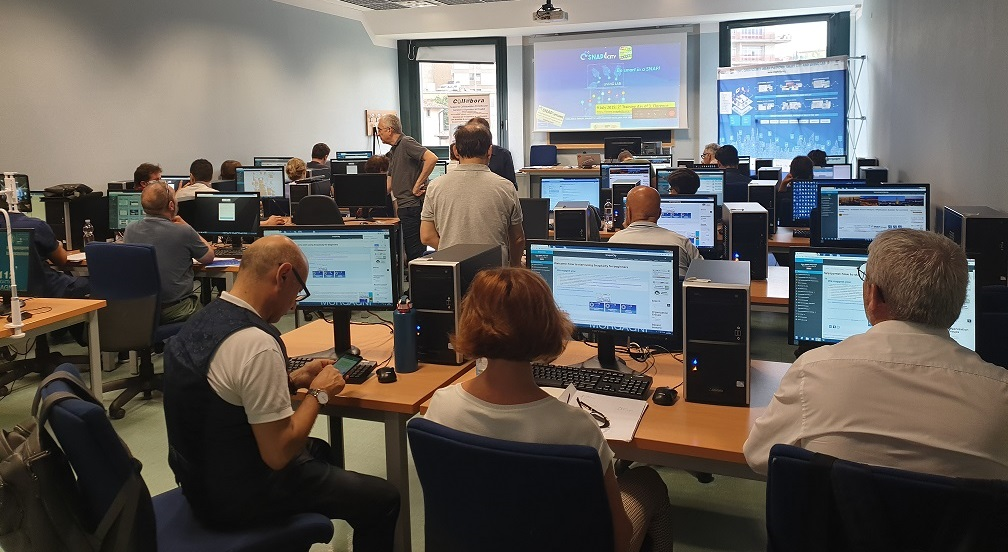Training Snap4City: from data to sentient City, Smart City and IOT