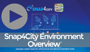 Snap4City environment overview