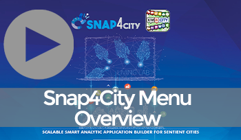 Snap4city Tutorial: The Menu