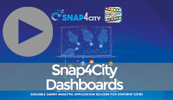 Snap4City: Overview of Dashboards