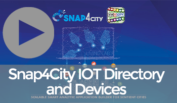Snap4City IOT Directory and Devices